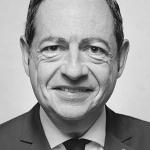 JEAN-LUC ROMERO-MICHEL durant le Conseil d'arrondissement de la Mairie du 12eme arrondissment de Paris, a l'Hotel de ville du 12eme arrondissement, le dimanche 13 avril 2014, Paris, France.
