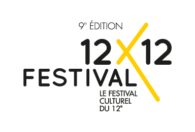 Festival 12X12 édition 2018 Logo