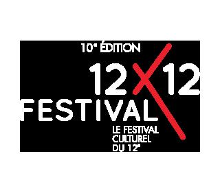 Festival 12X12 Logo